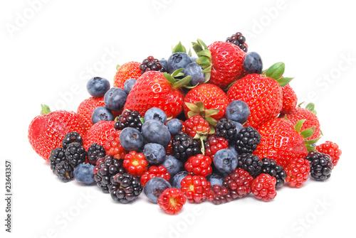 Fotografía  Mix Of Berries