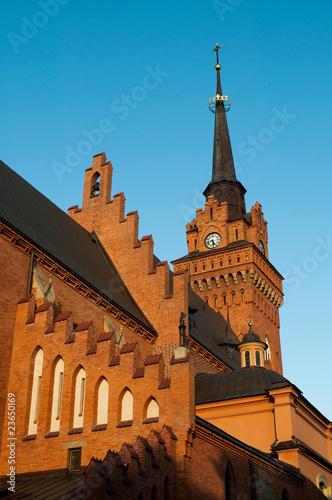 Fototapeta Katedra