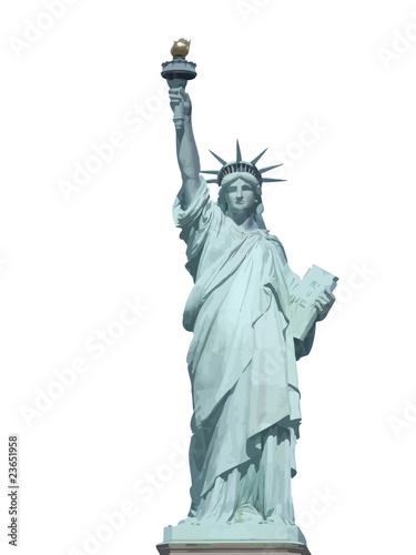 Fotografie, Tablou  The Statue of Liberty