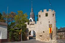 Burgmauer In Nierstein