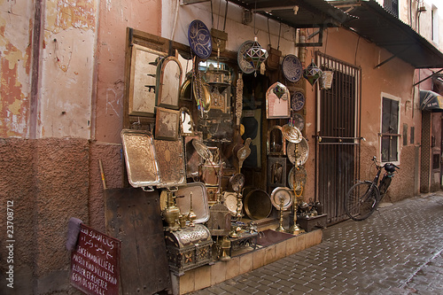 Recess Fitting Morocco medina - Marrakech