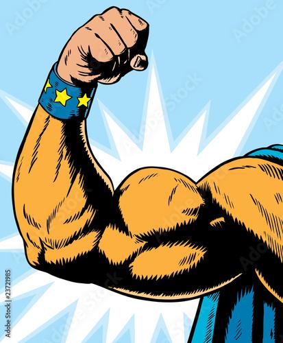 umiesniona-reka-superbohatera
