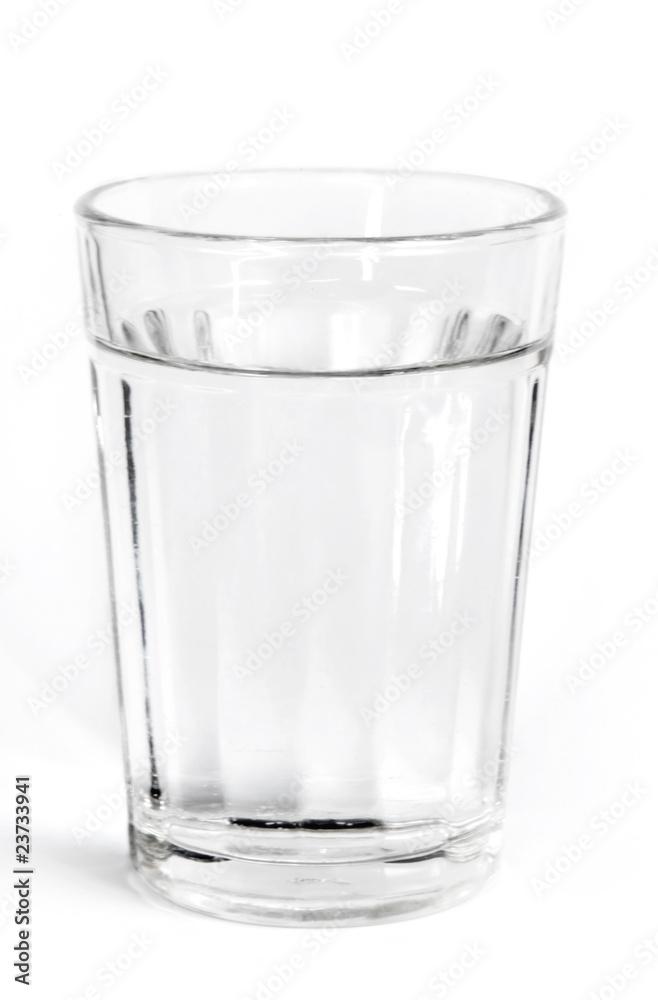 Fototapeta water glass