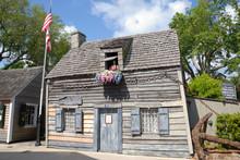 Oldest School House Saint Augustine Florida