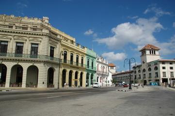 Fototapeta na wymiar Havanna, Kuba