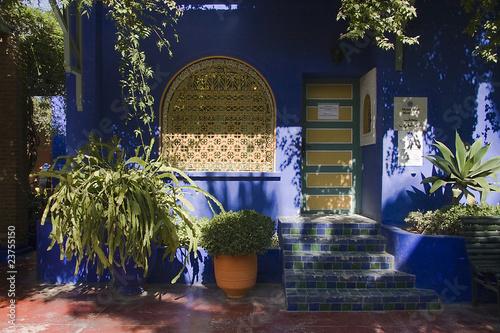 Recess Fitting Morocco Giardini Majorelle