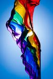 Fototapeta Tęcza - RAINBOW FLAG