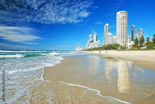 Vászonkép  Goldcoast, Queensland, Australia