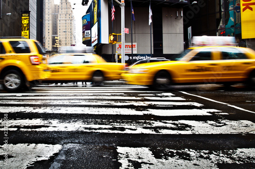 Photo sur Aluminium New York TAXI TAXI NEW YORK