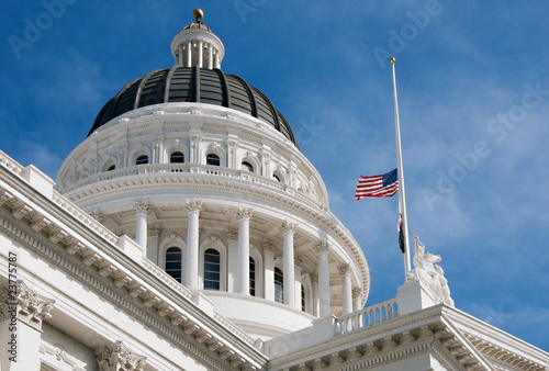 Foto  Dome of California Capital