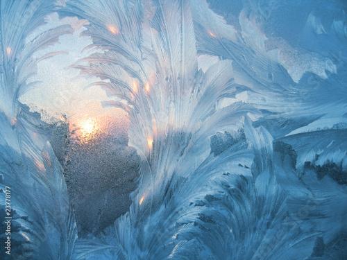 Fotografia, Obraz frost and sun