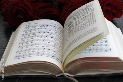 Photo Gesangbuch