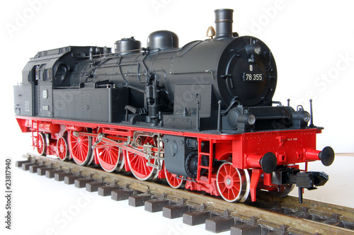 Dampflok Modelleisenbahn