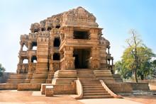Sasbahu Temples In Gwalior, Ma...
