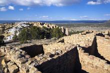 El Ruins In Morro National Mon...