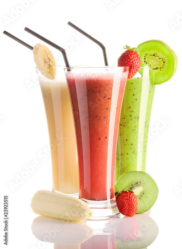 Papiers peints Jus, Sirop Smoothies