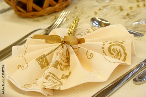 Tischdeko Goldene Hochzeit Buy This Stock Photo And Explore