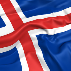 Iceland flag picture