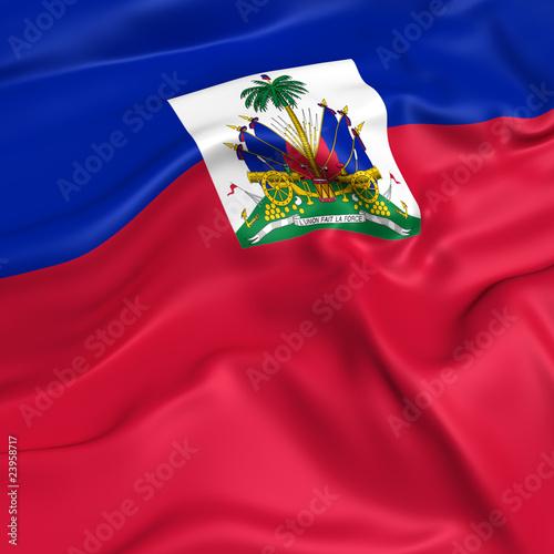 Valokuva Haiti flag picture
