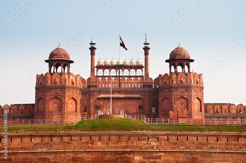 Foto op Plexiglas Delhi The Red Fort