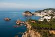 Spanish coast
