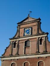 Old Building Copenhagen