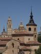iglesia de San Millan y catedral de Segovia