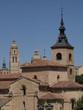 Iglesia románica de San Millán y catedral en Segovia