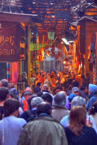 Bazar del Cairo