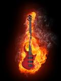 Elektryczna gitara basowa - 24094120