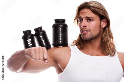 Fotografia  body builder