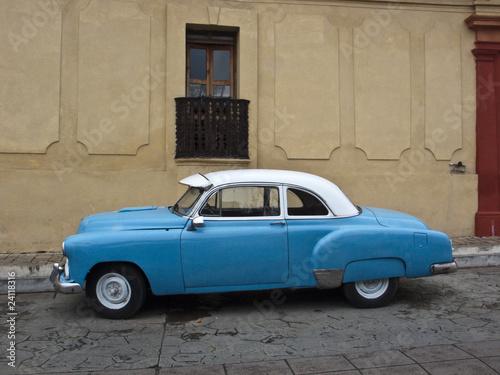 Poster Havana auto