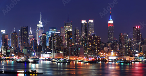 Nowy Jork na Manhattanie
