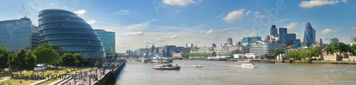 Fotobehang London London Panorama