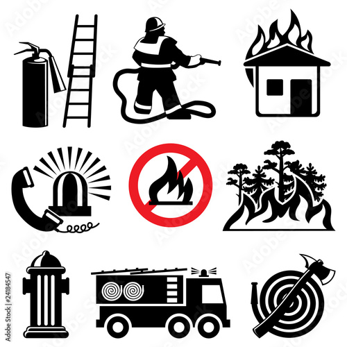fire safety #24184547