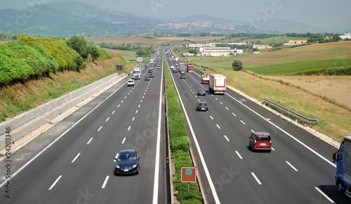 Autostrada Wallpaper Mural