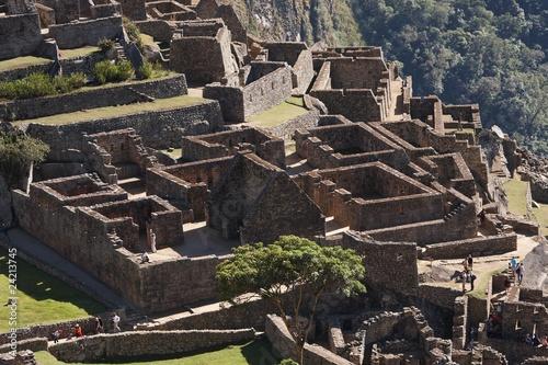 Garden Poster Milan Machu Picchu
