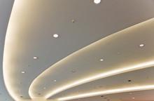 White Modern Ceiling