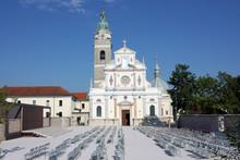Wallfahrtskirche In Brezje Bei...