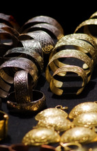 Jewels With Ancient Slavic Designs