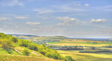 HDR View From Dunstable Downs