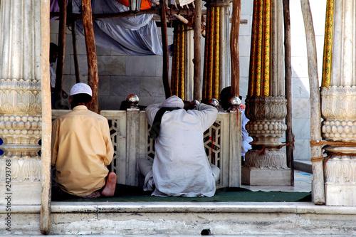 Obraz na plátne New Delhi, Dargah Merauli
