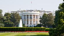 Das Weiße Haus In Washington D.C.