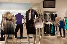 Fashion Retail Store In Modern...
