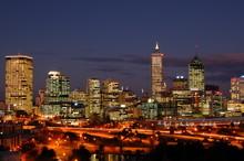 Perth City Lights