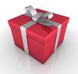 Geschenkbox_rot