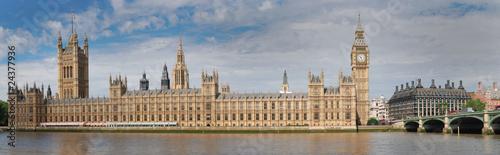 Cuadros en Lienzo  Westminster Panoramic