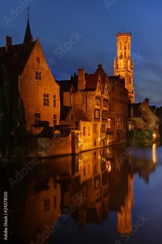 Deurstickers Brugge Brügge