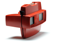 3D Stereoscopic Toy