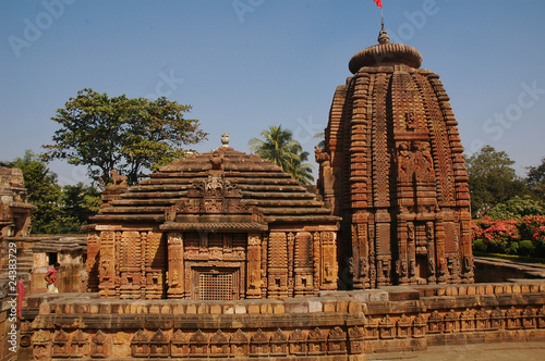 Orissa, Bhubaneshwar - India Fototapet